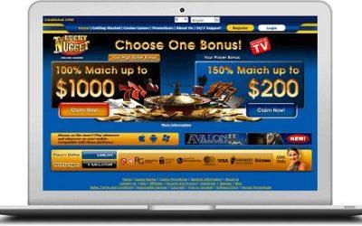 Reseña LuckyNugget Casino – El Mejor Casino Online
